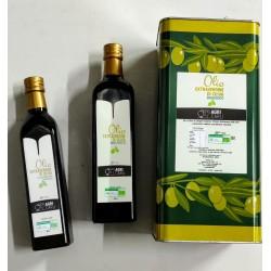 olio di oliva extra vergine biologico - 0,50 l