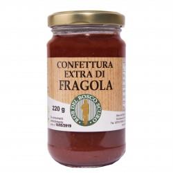 confettura fragola - 340 g