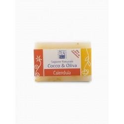 Sapone alla Calendula- Idratante Pelli Secche Lenitivo - 100 g