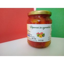 peperoni agrodolce - 200 g