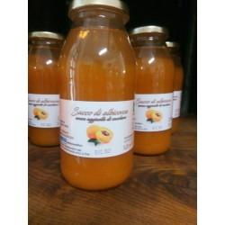 succo albicocca senza zucchero - 520 ml