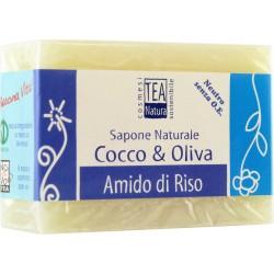 Saponi Naturali all'olio di cocco e d'oliva all' amido di riso