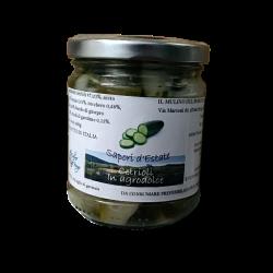cetriolini in agrodolce