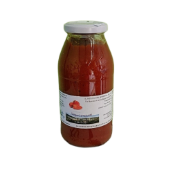 passata di pomodoro con basilico BIO - 500 g