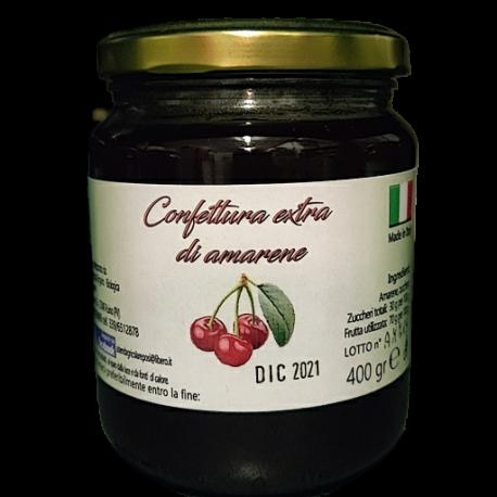 confettura ciliegie - 340 g