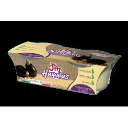 Hummus con melanzane grigliate