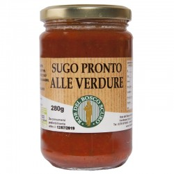 Sugo pronto all'ortolano BIO