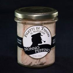 tonno alalunga al naturale all'arancia di sicilia - 200 g