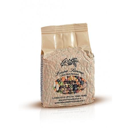 misto legumi per minestroni - (secco) - 500 g