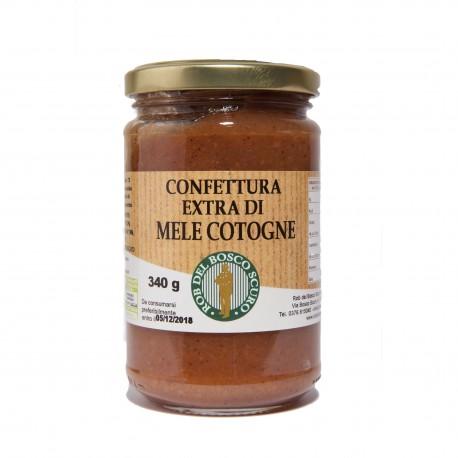 Confettura di mele cotogne - 340 g