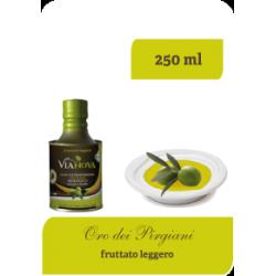 olio di oliva extra vergine biologico - 250 ml