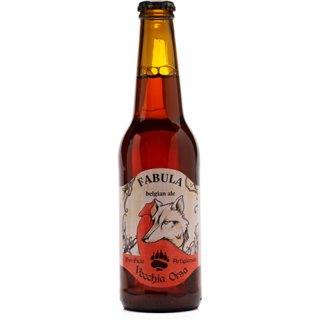 FABULA - BIO - belgian ale - 6,5% vol